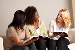 Womens group bible study